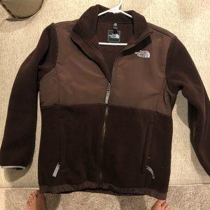 The North Face Denali Fleece coat
